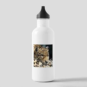 Leopard004 Stainless Water Bottle 1.0L