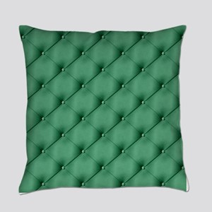 Green Upholstery Pattern Master Pillow