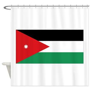 Hashemite Shower Curtains