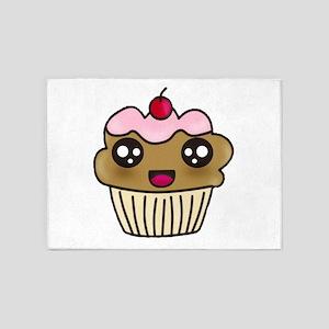 Cupcake 5'x7'Area Rug