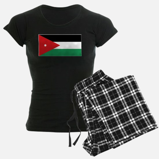 Flag of Jordan Pajamas