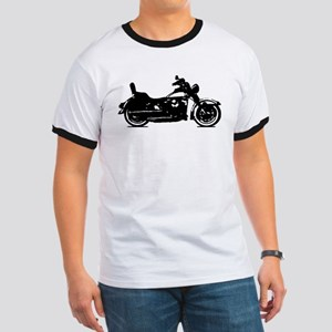 Motorcycle Shadow T-Shirt