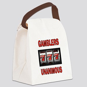 GAMBLERS Canvas Lunch Bag