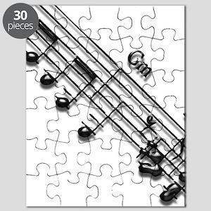 Score 4 by Bluesax Puzzle