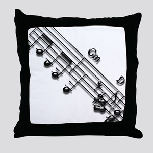 Score 4 by Bluesax Throw Pillow