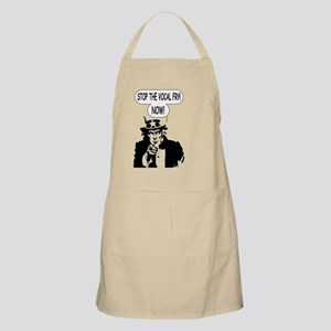 Uncle Sam Stop The Vocal Fry Apron