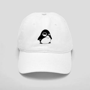 Unimpressed Penguin Cap
