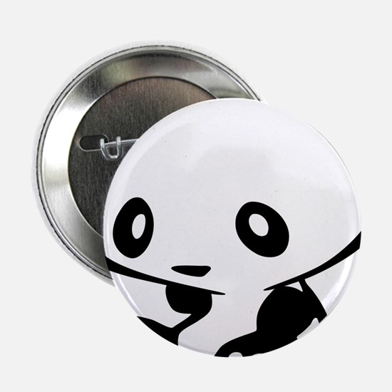 "Kawaii Panda 2.25"" Button (10 pack)"