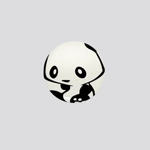 Kawaii Panda Mini Button (10 pack)