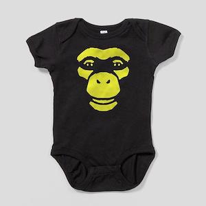 Monkey Face Baby Bodysuit
