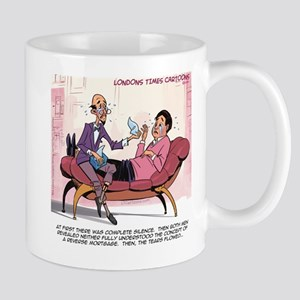 Reverse Mortgage Therapy Mugs