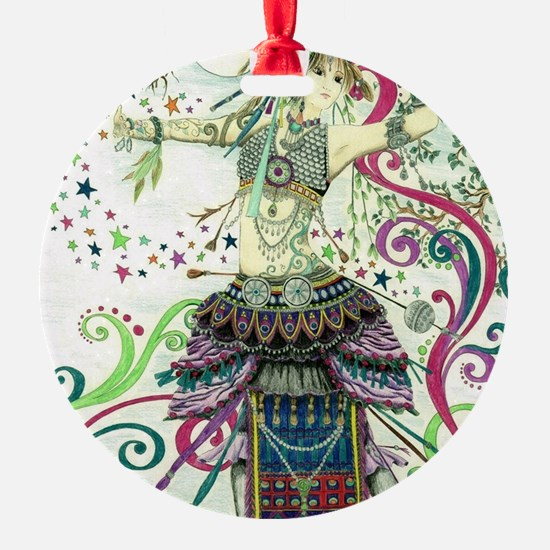 Rachel Ornament
