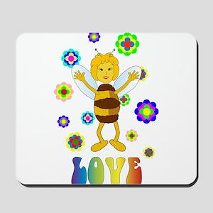 Love Bee Mousepad