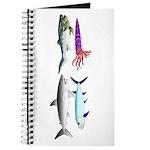 4 Extinct Sea Monsters Journal
