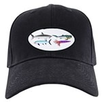 4 Extinct Sea Monsters Baseball Hat