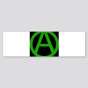 Circle A Bumper Sticker
