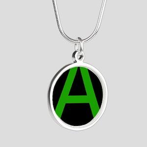 Circle A Necklaces