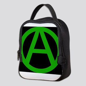 Circle A Neoprene Lunch Bag