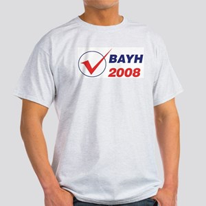 BAYH 2008 (checkbox) Light T-Shirt