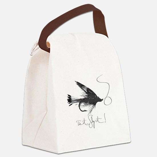 Tie It, Fly It! Canvas Lunch Bag