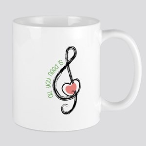 Need Music Mugs