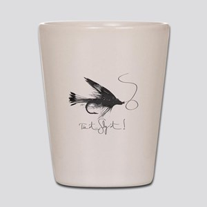 Tie It, Fly It! Shot Glass