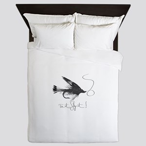 Tie It, Fly It! Queen Duvet