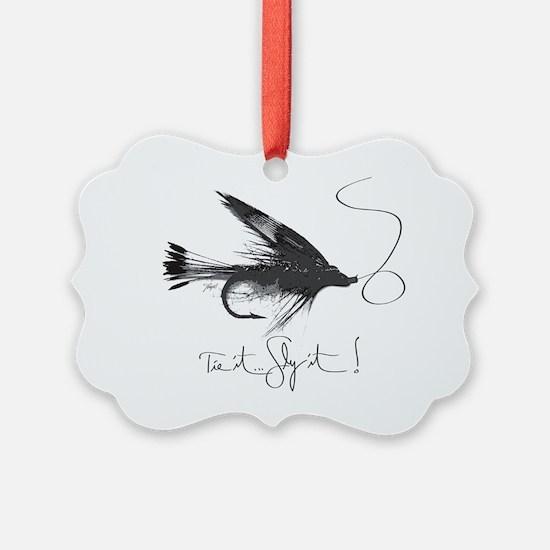 Tie It, Fly It! Ornament