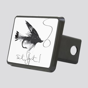 Tie It, Fly It! Rectangular Hitch Cover