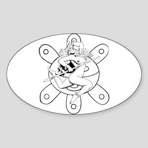 Taino queen Sticker