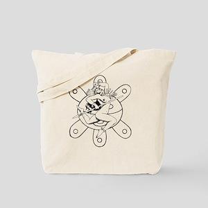 Taino queen Tote Bag
