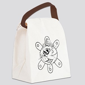 Taino queen Canvas Lunch Bag