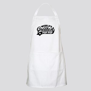 World's Greatest Pop Pop Apron