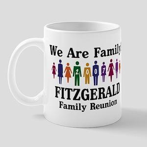 FITZGERALD reunion (we are fa Mug