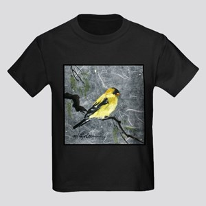 with Gold finch T-Shirt