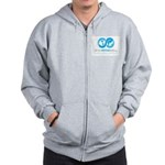 World Beyond War Zip Hoodie