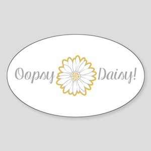 Oopsy Daisy Sticker