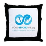 World Beyond War Throw Pillow