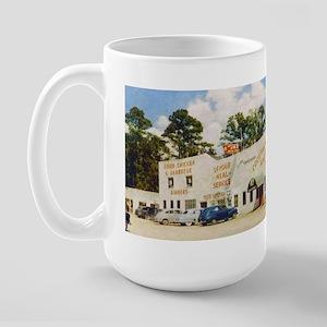 The White Kitchen Large Mug