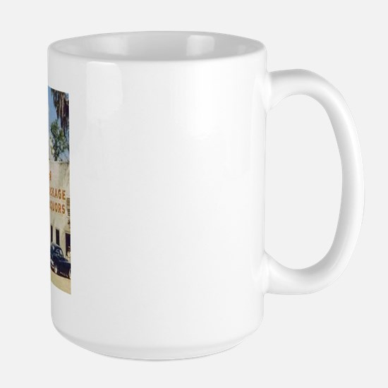 The White Kitchen Large Mug