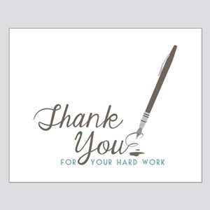 thank you posters cafepress