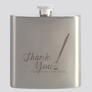 Thank You For Work Flask
