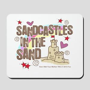 HIMYM Sandcastles Mousepad