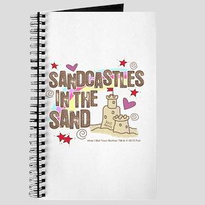 HIMYM Sandcastles Journal