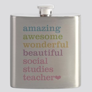 Social Studies Teacher Flask