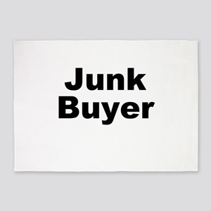 Junk Buyer 5'x7'Area Rug