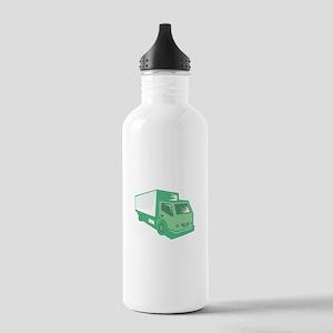 Big Truck Water Bottle