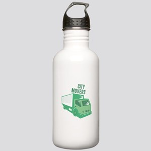 City Movers Water Bottle