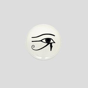 Right Eye Of Horus (Ra) Mini Button