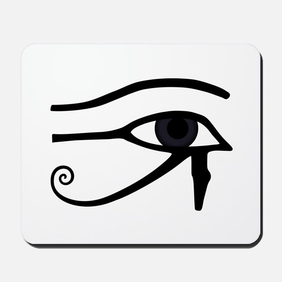 Right Eye Of Horus (Ra) Mousepad